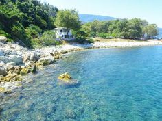 #Chorefto #port in #Pelion, Greece. #beach #greece #nature