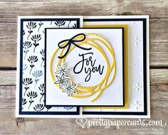 SU! Stylized Birthday (sentiment inside of card), Thoughtful Branches (sentiment…