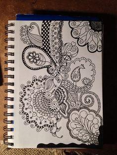 Risultati immagini per mandala doodle
