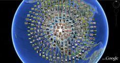 Genealogy through Google Earth!