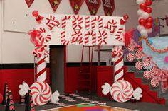 Image Editor on Cloud Christmas Hallway, Christmas Booth, Candy Land Christmas, Ward Christmas Party, Christmas Program, Holiday Candy, Office Christmas, Christmas Crafts, Christmas Decorations