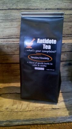 Antidote Herbal Tea to Relieve Tension and Anxiety | Wild Banksia Online Store
