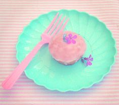 Mint plate (Charlotte Love Styling)