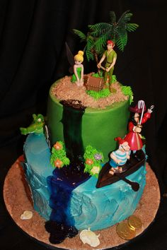 It's a Tinkerbell & Peter Pan Party!