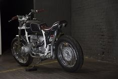 "BMW R100 Street Tracker ""Miss Thriller"" by Spirit Lake Cycles #motorcycles #streettracker #motos 