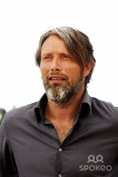 """""""I have my tiny house in Gentofte which I basically build with my own hands,"""" - he says proudly and lifts his hands in front of him. """"It's great to do something concrete like building house. It is simply necessary for me to do something completely different than acting, occasionally."""" - Mads Mikkelsen [x]"""