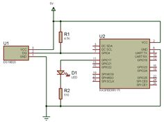 Python and Raspberry Pi Temperature Sensor