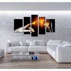 1166 meilleures images du tableau tableaux modernes et d corations murales en 2018 abstract. Black Bedroom Furniture Sets. Home Design Ideas