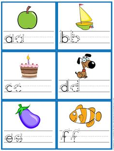 Preschool Handwriting - my favorite upper and lower case tracing/practicing.  Laminate and put on a ring to continue practicing.  This site has a lot of great practice resources