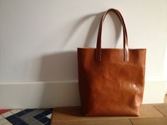 SHOPPER #style #leather #handmade #madewithlove #handbag #responsiblefashion…