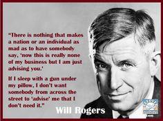 #WillRogers