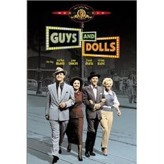 "My freshman year of high school the spring musical was ""Guys and Dolls."" I was in the chorus and played a few other small roles."
