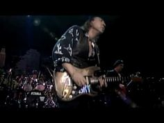 Stevie Ray Vaughan -  Crossfire Live