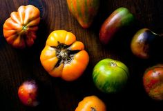 Tomato Recipes for Health & Longevity. Make delicious dishes with summer tomatoes from Mom's garden.