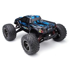 52.99$  Watch now - http://aliskn.worldwells.pw/go.php?t=32619782218 - Wholesale 9115 1/12 2.4GHz 2WD Brushed RC Remote Control Monster Truck RTR