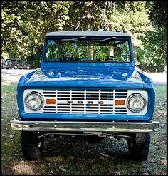 1973 Ford Bronco  302 CI  #Mecum #Chicago