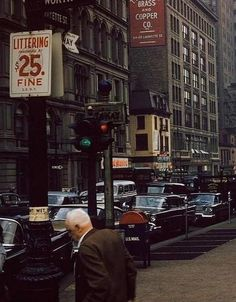 New York City, 1957