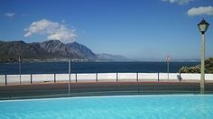 Chillaxing in hermanus for the wkend...hectic..lol 22 March 2014
