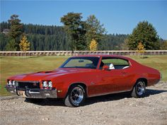 1972 BUICK GS STAGE 1, RamAir 455 4bbl/TH400 Auto/3.42 Posi Axle...