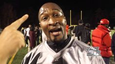 Video: @GossipViv Interviews Carolina @Panthers Defensive End Charles Johnson & More | VannDigital.com