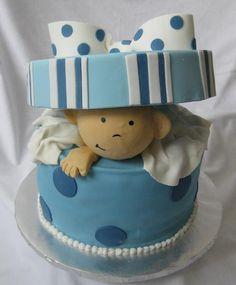 baby shower cakes design