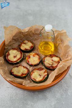 Plastry cukinii zapiekane z serem | Filozofia Smaku