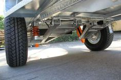 off road Trailer Suspension | NEW!!! Independant Coil Suspension, 1600kg load rating
