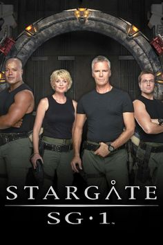 Stargate SG-1 (1997–2007) A secret military team, SG-1, is formed to explore the recently discovered StarGates.