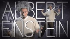 Albert Einstein in (Epic Rap Battles of History)  1 save