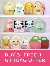 Freebies: Earthy Pitter Patter Giftbox | Jinjerup