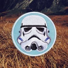 Star Wars Storm Trooper Patch Free Shipping por ForTheLoveOfPatch