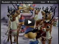 A Holly Jolly Christmas - Lyrics, Video, MP3, Karaoke
