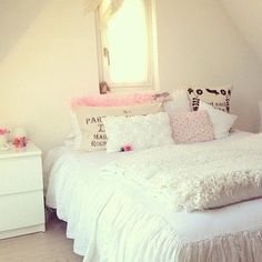 Nice bed styling