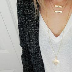 JQ Vancouver Necklaces  