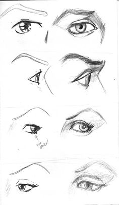 After drawing the regular eyes, I decided to draw the anime eyes off of them. To maybe help me out a bit with eyes in general. I think it helped a bit. I do realize that the and anime eye's. Drawing Reference Poses, Anatomy Reference, Drawing Tips, Drawing Sketches, Drawings, Sketching, Anime Mouth Drawing, Naruto And Sasuke Wallpaper, Lips Sketch