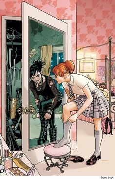 Best Comic Book Covers Ever (This Month) - September 2012 - ComicsAlliance   Comic book culture, news, humor, commentary, and reviews