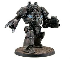 Forge World Iron Hands Dreadnought