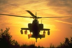 Eyes to the Skies | fcba: AH-64 Apache during Operation Desert Storm...