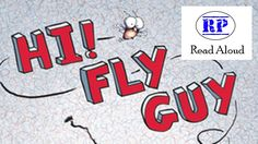 """Hi! Fly Guy"" by Tedd Arnold: Read Aloud"