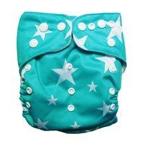 Haute Bottoms diapers.  $9.95  #clothdiapers # nopins