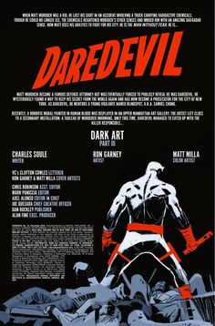 "Preview: Daredevil #12, Story: Charles Soule Art: Ron Garney Cover: Ron Garney Publisher: Marvel Publication Date: October 12th, 2016 Price: $3.99     ""DARK ART...,  #All-Comic #All-ComicPreviews #CharlesSoule #Comics #Daredevil #Marvel #previews #RonGarney"