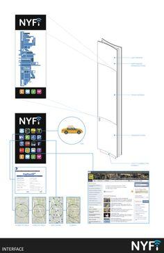 """Galeria de """"NYFi"""": Uma proposta para reinventar o telefone público em Nova York - 7"""