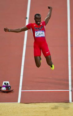 Will Claye wins Bronze medal in Long Jump.
