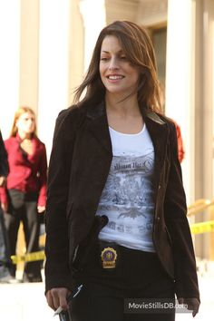 CSI: NY - Publicity still of Emmanuelle Vaugier. The image measures 1000 * 1500 pixels and was added on 1 February Eddie Cahill, Emmanuelle Vaugier, Human Target, Lost Girl, American Women, Actors & Actresses, Beautiful Women, Leather Jacket, Glamour