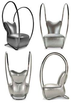 Креативные стулья (87 фото)