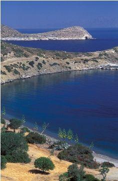 Visit Greece | #Tilos #Dodecanese #islands #Greece Beautiful Islands, Beautiful Places, Visit Turkey, Karpathos, Nature Beach, Greece Islands, In Ancient Times, Ancient Greece, Greece Travel