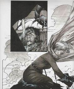 pg 18 Comic Art