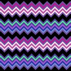 Chevron Stretched Canvas by Ornaart   Society6