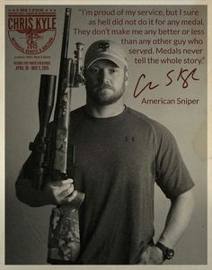 American Hero....RIP Chris