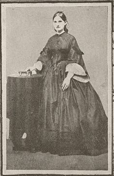 Confederate spy Emeline Pigott~For several years, she hid secret messages in her skirt and carried them between New Bern, North Carolina and the sea ports. She was almost caught several times. Eventually, Union forces arrested her on charges of blockade running, and she was sent back home.